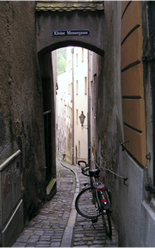 Picture of Bicycle in the Bend