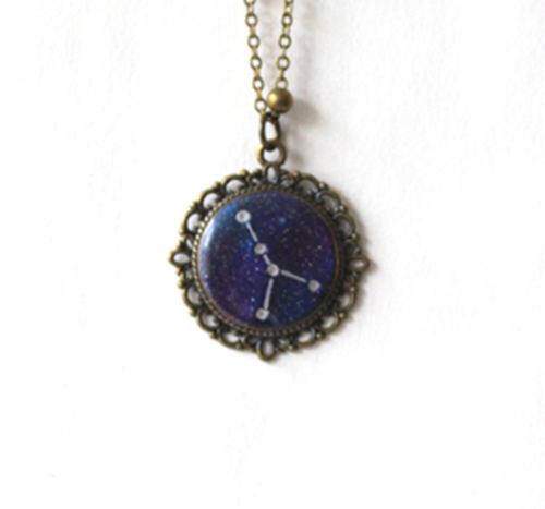 Picture of Cancer Necklace
